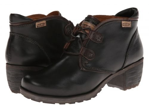 Pikolinos() レディース 女性用 シューズ 靴 ブーツ レースアップブーツ Le Mans 838-8657 – Black 2 39 (US Women's 8.5-9) B – Medium [並行輸入品]
