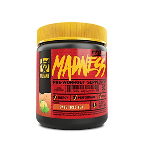 Mutant Mutant Madness 30 Serv. Blue Raspberry