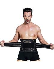 Cinturón de Mantenimiento del para Hombres con Mochila Coupe-poids Rectos el Apoyo Lumbar del Dos