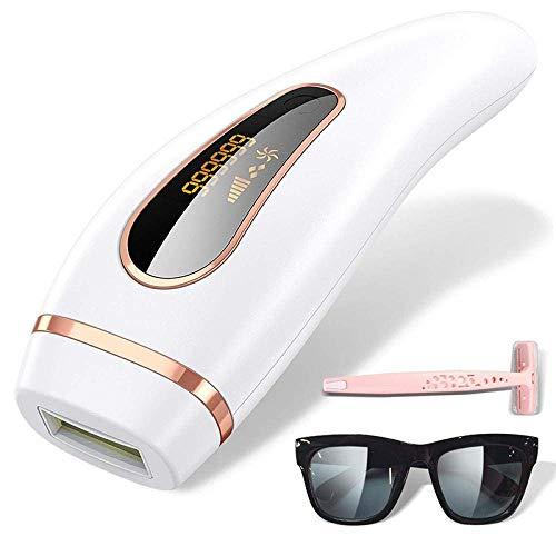 Suppression professionnelle permanente Ipl cheveux épilateur for les femmes / hommes 999999 LCD Flash Affichage Bikini Aisselle Leg Lip Ice visage de