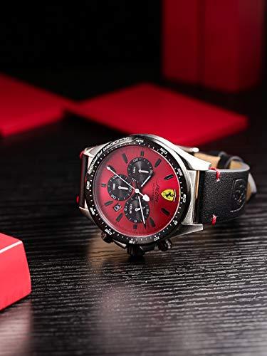 Reloj Scuderia Ferrari para Hombre 0830387
