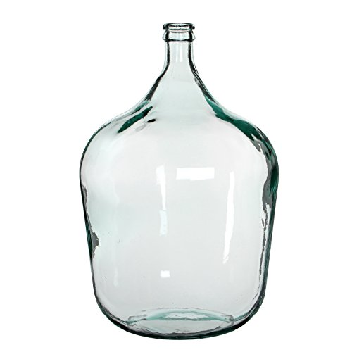 MICA Decorations 147714 Flasche, Diego, transparent