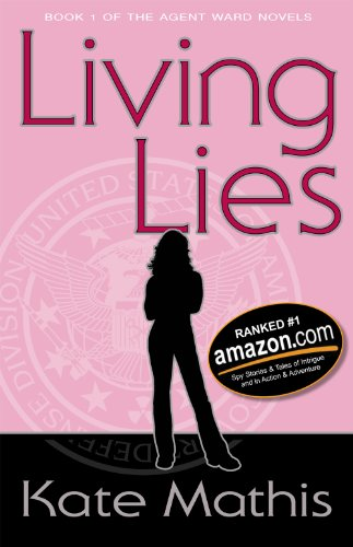 Meet secret agent Melanie Ward, who quits the spy game, after 10 years. She quickly learns that the dangerous life of a spy is easier than living with her mother. <em>Living Lies (Agent Ward Novels Book 1)</em> by Kate Mathis