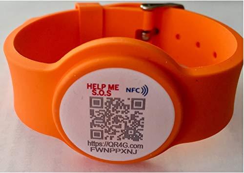 2.  Pulsera GPS QR4g