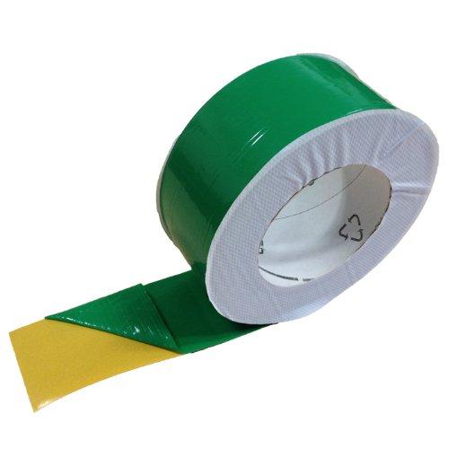 FLEXTEC 50mm 25m | Klebeband Grün für Dampfbremse Dampfsperre Dämmung