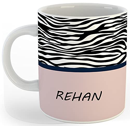 P89M Gift 'Rehan' Name Coffe Mug