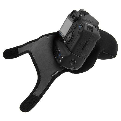 Fotodiox Funda de Neopreno para cámaras (Funda de Viaje) para FujiFilm FinePix S2500HD, S2000HD, S2950, S3200, S4000, S8100fd, FinePix HS10,