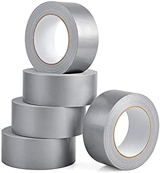 TIANBO FIRST Heavy Duty Silver Professional Grade Multi-Use Duct Tape