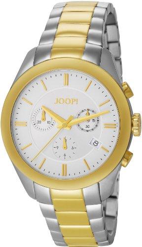 Joop Herren-Armbanduhr XL Aspire Chronograph Quarz Edelstahl JP101042F11