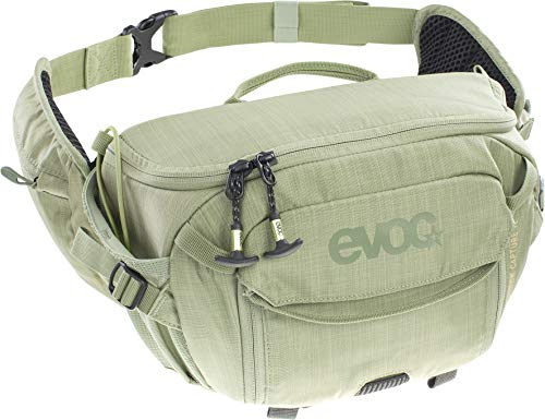 EVOC Capture Photo Hip Pack, Heather Light Olive, One Size