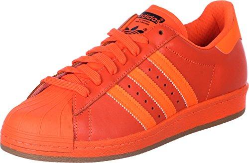 adidas Adidas Superstar 80s Reflective Nitej Schuhe 4,0 orange