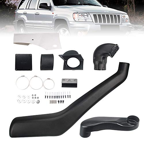 Anbull Snorkel Kit Compatible with Jeep Grand Cherokee ZJ ZG 1993-1998 Series Potrol Magnum V8 / AMCI6 I6