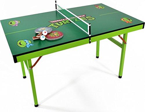 Sale!! Kettler Teenage Mutant Ninja Turtles Junior Table Tennis Table