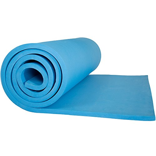 Why Choose WAKEMAN OUTDOORS SUPER LIGHT LUXURY FOAM CAMPING SLEEP MAT LIGHT BLUE