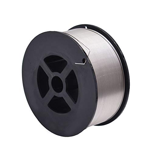 ER308L Stainless Steel MIG Welding Wire 2-Lb Spool for MIG Welding Process for 304 304L 308 308L 321 and 347 Stainless Steels (1-pack 0.030