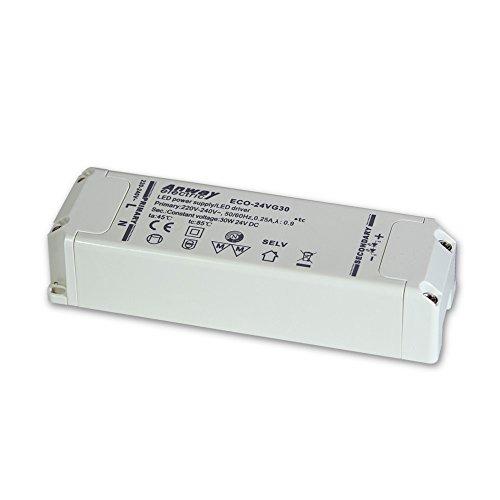 ANWAY LED Treiber ECO-24VG30 30W/CV/24V