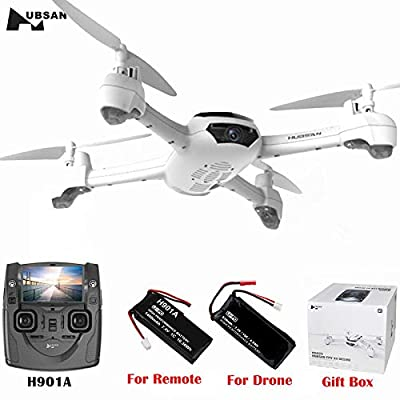 Hubsan X4 H502S 5.8G FPV GPS Altitude Mode RC Quadcopter 720P HD Camera Quadcopter great for adult