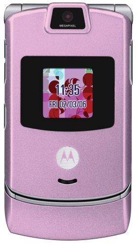 Motorola V3 RAZR lila