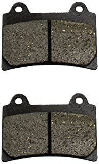 Volar Rear Brake Pads for 1999-2007 Yamaha Royal Star Venture XVZ1300