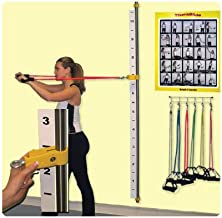 TheraSlide Rail System, Replacement Bands with Handles and Clips