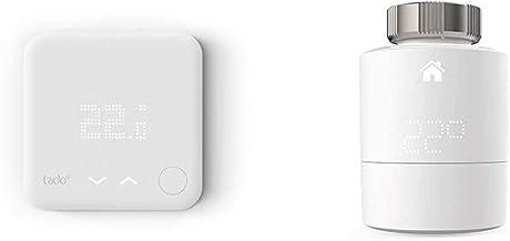 tado° Termostato Inteligente Cableado - Accesorio para Control de Habitaciones múltiples + Cabezal Termostático Inteligent...