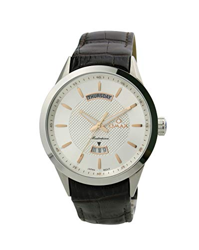 OMAX Herren Armbanduhr MG17P65I
