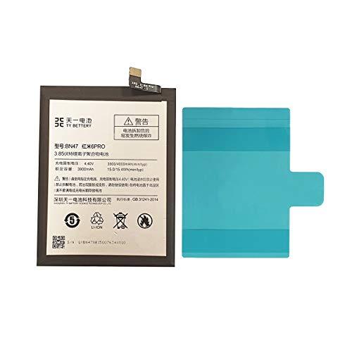 [TY BETTERY] Bateria Compatible con BN47 Xiaomi Redmi 6 Pro/Mi A2 Lite