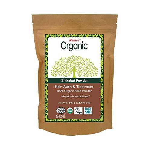 Radico - Shikakai paquete de hierbas para el cabello - 100 g