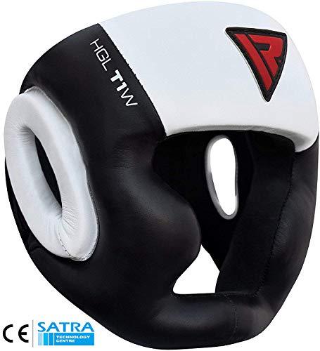 3X Sports Boxe Casque MMA Tête Protecteur Visage Protection Headguard Muay Thai