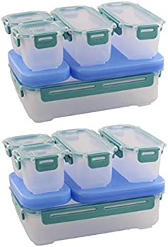 Rubbermaid LunchBlox Leak Proof Large Entree Kit