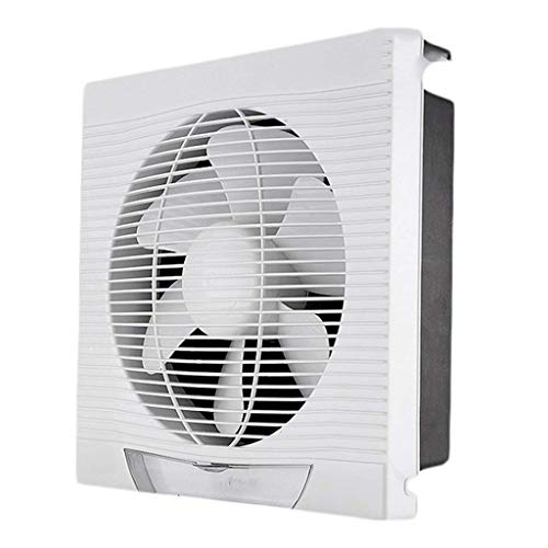 YGB Extractor de Aire silencioso, Ventilador de Escape silencioso para el hogar, Ventilador de Escape de Garaje para baño, Ventilador de Techo y Pared para Cocina