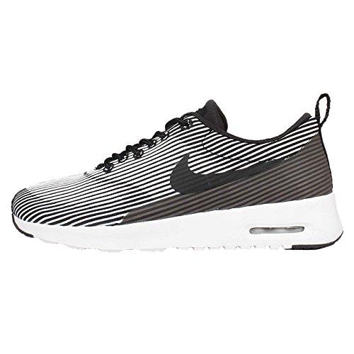 Nike Damen W Air Max THEA KJCRD Fitnessschuhe, Mehrfarbig (Black 001), 36 EU