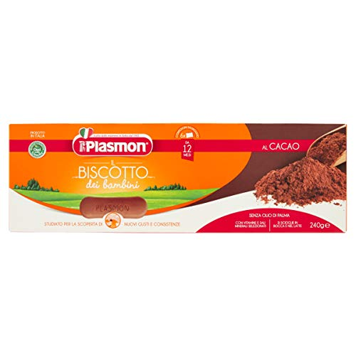 Plasmon Biscotto Cacao 240g