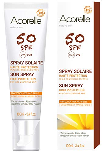 Acorelle Sun Spray SPF 50, 1er Pack (1 x 0.1 kg)
