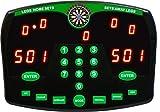 Thomas & Anca Club Supplies Ltd Darts Deluxe - Segnapunti elettronico elettronico per Freccette
