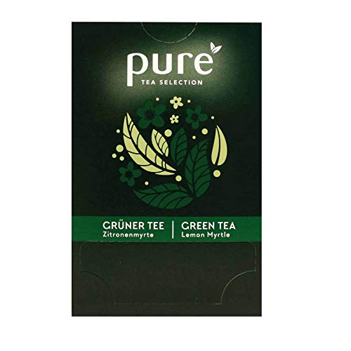 PURE Tea Selection Grüner Tee mit Lemonmyrte 6 x 25 Beutel