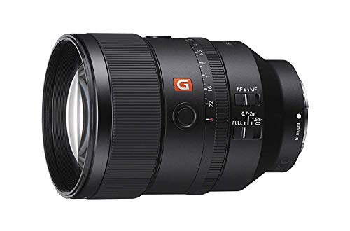 Sony FE 135mm f/1.8 GM | Vollformat, Super-Teleobjektiv, Porträt Objektiv (SEL135F18GM)