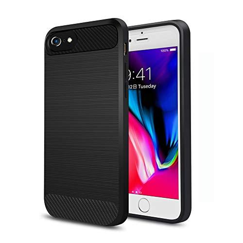 ANGELIOX Qi Receptor Funda Receptor Carga Inalámbrico iPhone 7/6/6s Ultrafino a Prueba de Golpes Antideslizante Puede Ser la Carga por el Sin la Eliminación de la Carcasa 4,7 Pulgadas