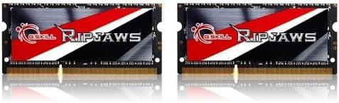 G.Skill Ripjaws Series 8GB Translated 2 x 204-Pin DDR3 4GB low-pricing SO-DIMM 1600