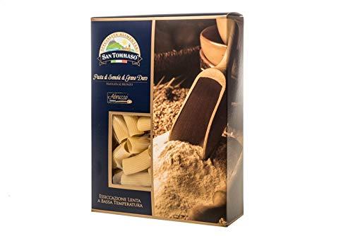 San Tommaso Specialità alimentari - Rigatoni Pasta secca di semola di grano duro
