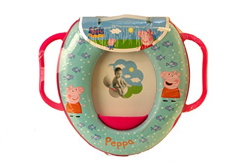 Peppa Pig Toilettensitz, blau
