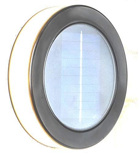 HI 70387 - Lámpara solar de pared (18 ledes SMD, luz blanca cálida)