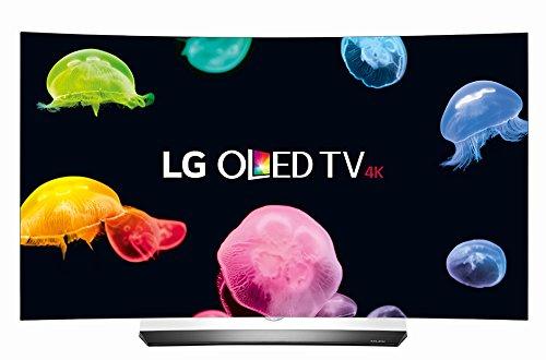 LG OLED55C6V 55' 4K Ultra HD Compatibilità 3D Smart TV Wi-Fi Nero