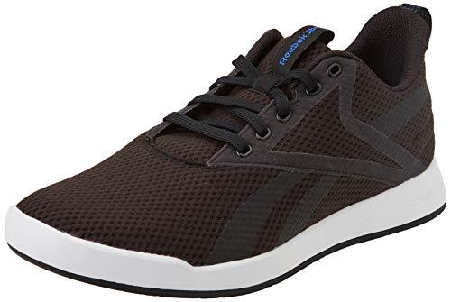 Reebok Herren Ever Road DMX 3.0 Walking Shoe, Black/Court Blue/White, 43 EU