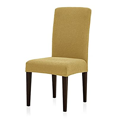 Subrtex Stretch Dining Room Chair Seat Covers