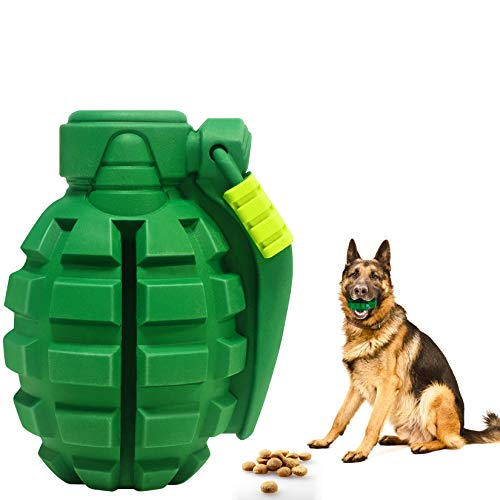 Dog Toys for Aggressive Chewers Large Breed, Lifetime Replacement, Indestructible Dog Chew Toys for Large Medium Small Dogs, Interactive Dog Toys, Food Grade Tough Dog Toys