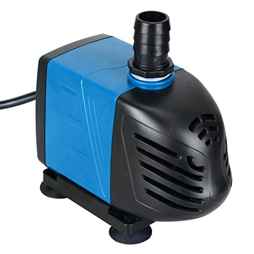 Uniclife 800 GPH Submersible/Inline Water Pump for Pond Pool Fountain Aquarium Fish Tank