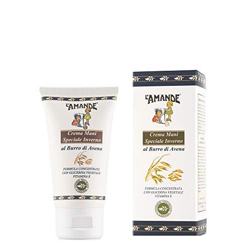 L'Amande Crema Mani Burro di Avena - 75 ml