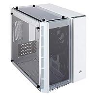 CorsairCrystalキューブ型PCケース