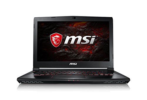 XOTIC MSI GS43VR Phantom Pro - 14.0' FHD eDP IPS Level Gaming Laptop Intel Core i7-7700HQ GTX1060 16GB DDR4 128GB SSD 1TB HDD Win10